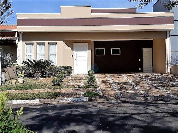 Estuda Permuta Com Apartamento Em Campinas - Casa Térrea 3 Suítes - Paulínia! - Ca1046