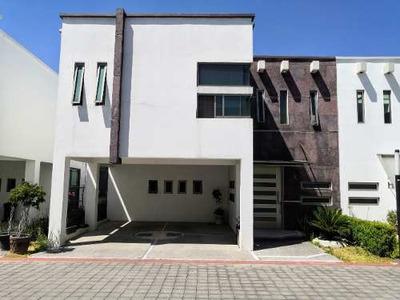 Casa Ambueblada En Renta En Metepec