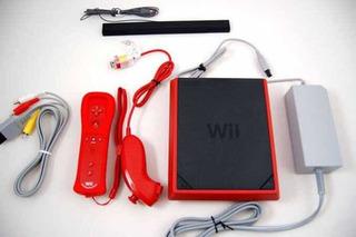 Consola Nintendo Wii Mini