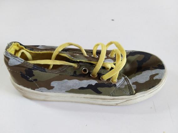 Zapatillas Grisino Niño Talle 34