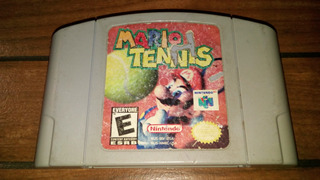 Mario Tennis Para Nintendo 64 N64