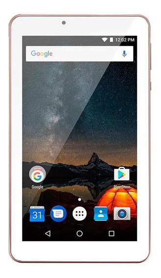 Tablet M7s Plus Quad Core 7 8gb Memória Ran 1gb Multilaser