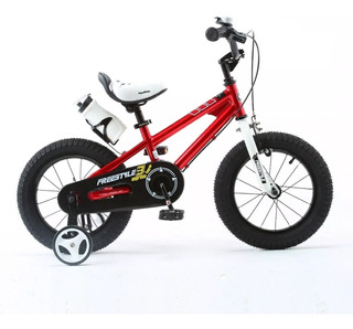 Bicicleta Royal Baby Freestyle Niño Rodado 12