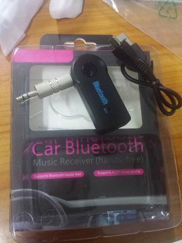 Bluetooh Para Carros, Radios Y Bocinas Recargable