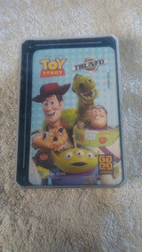 Super Trunfo Disney Pixar Grow Toy Story