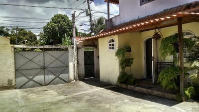 Casa Com 7 Dormitórios À Venda, 360 M² Por R$ 650.000 - Curicica - Rio De Janeiro/rj - Ca0134