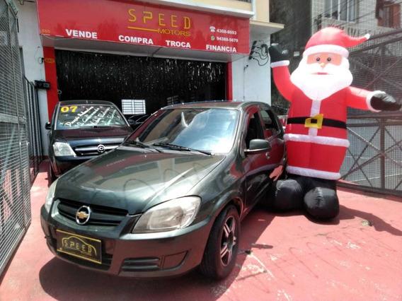 Gm - Chevrolet - Celta 1.0 Spirit - 2011 - Troca - Financio