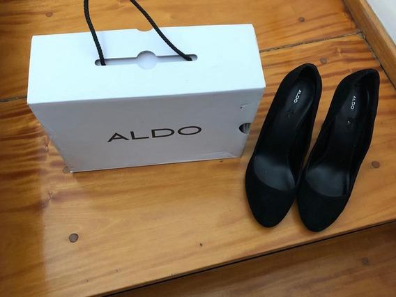 Zapatos Negros - Aldo Modelo Umisien
