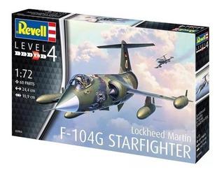 F-104g Starfighter Escala 1/72 Revell 03904