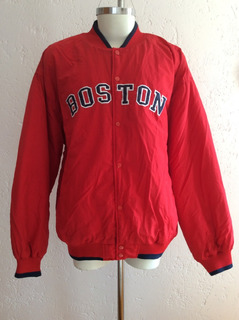 Chamarra Boston Red Sox Invierno Marca G Iii Mlb Baseball