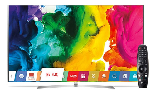 Smart Tv 65 LG Oled 4k Oled65b8ssc Udh Magic Remote Tio Musa