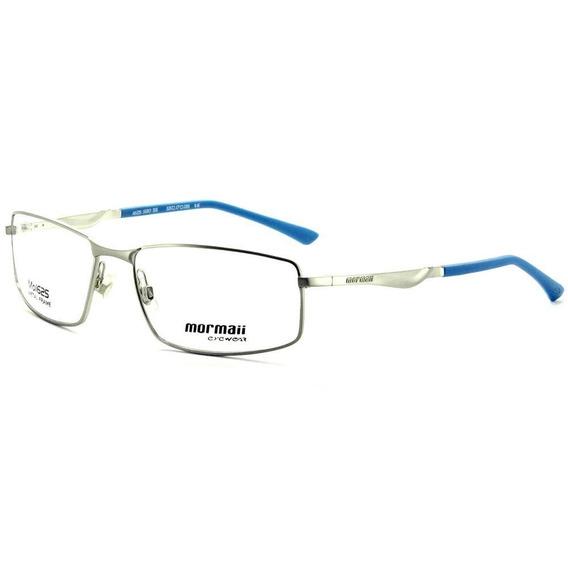 Mormaii Metal Frame M162558055 Ref2273 - Prata/azul
