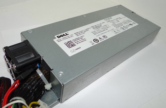 Fonte Fixa Dell Poweredge R410 R415 R510 480w D480e-s0 H410j