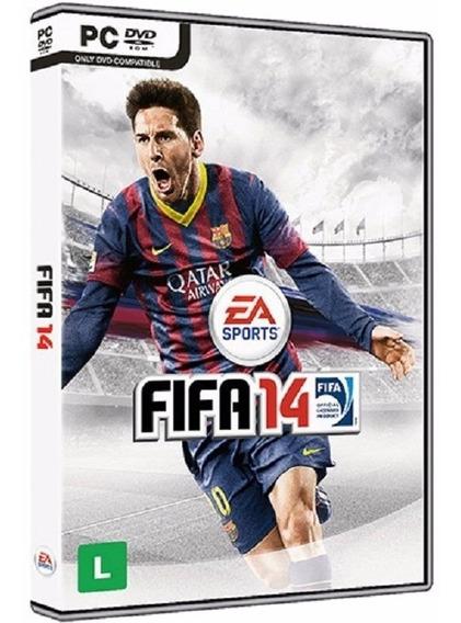 Game Usado Pc Fifa 14