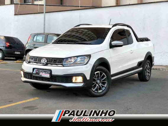 Volkswagen Saveiro Cross 1.6 T.flex 16v Cd Flex 2016/2017