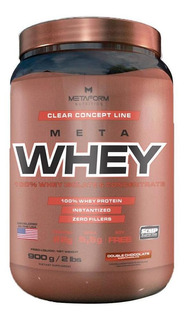 Meta Whey (900g) - Metaform Nutrition