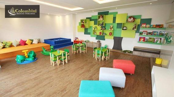 Apartamento Com 2 Dormitórios À Venda, 62 M² Por R$ 536.400 - Jardim São Caetano - São Caetano Do Sul/sp - Ap1123