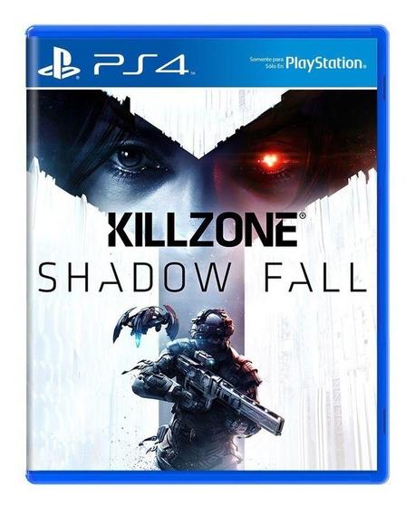 Killzone Shadow Fall Ps4 Mídia Física Pronta Entrega