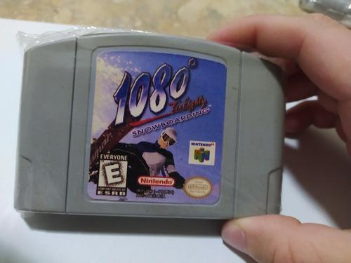 1080 Snowboarding  - Nintendo 64 Original