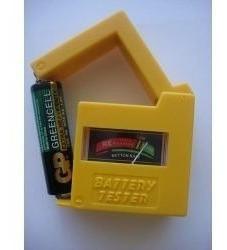 Probador De Pilas: Aa, Aaa, C, D Y 9 Vol. Tester De Baterias
