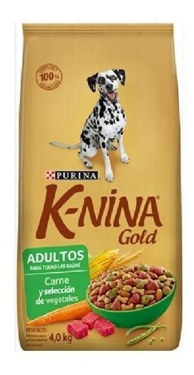 Perrarina De Carne Con Cereal Y Arroz 2 Kgs K-nina