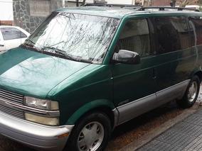 Chevrolet Astro Van 7 Asientos.4.3 Litros Nafta (nunca Gnc)