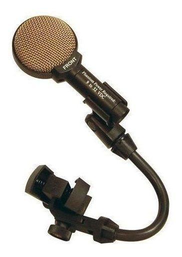 Superlux - Microfone Prof. P/ Amp. E Gravação Pra 638