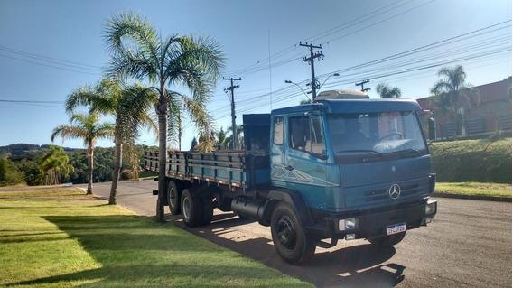 Truck Mercedes-benz 1718 Reduzido