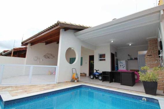 Casa A Venda Novíssima,piscina, Toda Mobiliada,3 Dormitorios