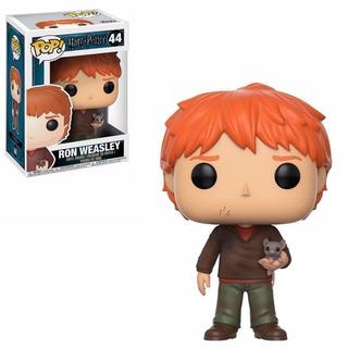 Figura Funko Pop Harry Potter - Ron Weasley 44