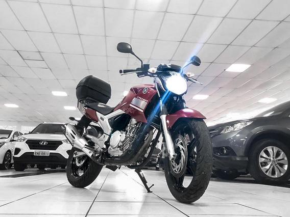 Yamaha Fazer 250cc Ano 2014 Financiamos Em 36x Aceito Troca