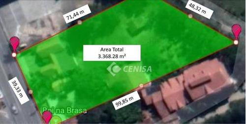 Área À Venda, 3368 M² - Jardim Juliana - Indaiatuba/sp - Ar0010
