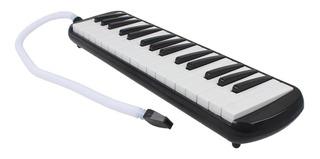 1 Pieza 32 Teclas Melodica Boquilla Corta De Piano