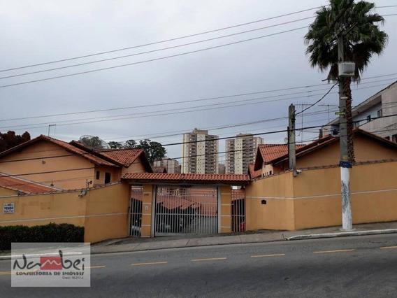 Sobrado Com 2 Dormitórios À Venda, 60 M² Por R$ 250.000,00 - Vila Carmosina - São Paulo/sp - So0176
