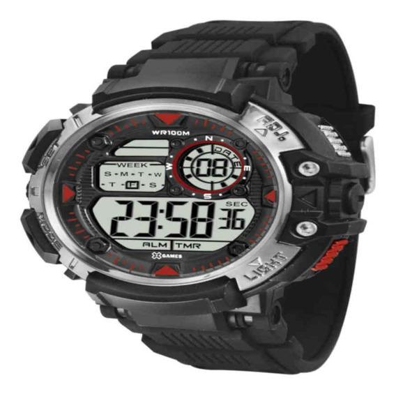 Relógio Masculino X-games Digital Xmppd477 Bxpx