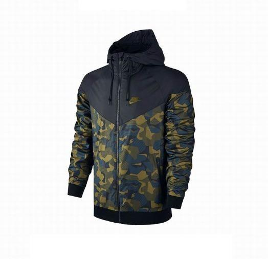 Jaqueta Corta Vento Nike Dourada Envio Em Até 24 Horas