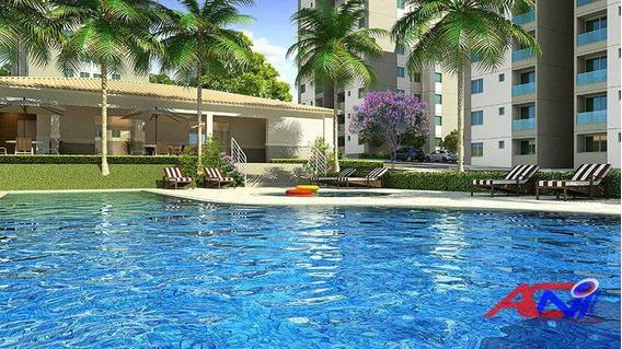 Apartamento Com 2 Dormitórios À Venda, 58 M² Por R$ 210.000 - Vila São Pedro - Hortolândia/sp - Ap0019