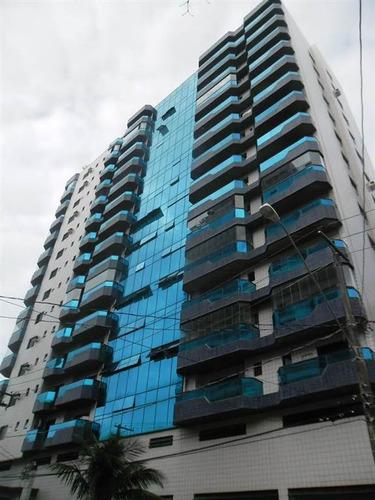 Imagem 1 de 21 de Apartamento Em Praia Grande, Canto Do Forte - Pas133