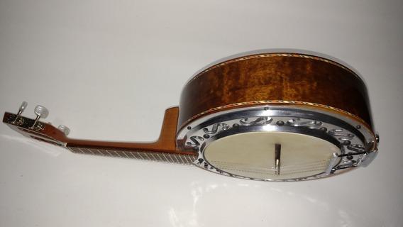 Banjo Carlinhos Luthier N1 Imbuia