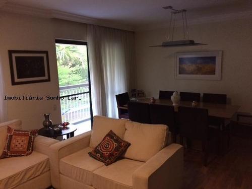 Apartamento Para Venda Em São Paulo, Cidade São Francisco, 3 Dormitórios, 2 Suítes, 3 Banheiros, 3 Vagas - 8458_2-1003322