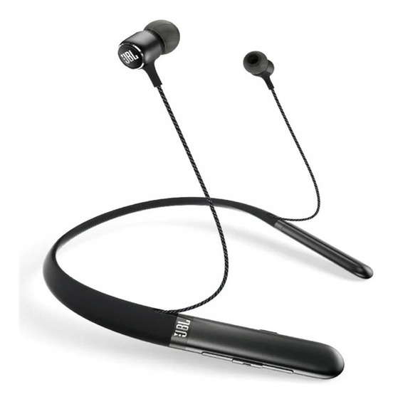 Fone Jbl Live 200 Bt Bluetooth Preto C/ Microfone Live200bt.