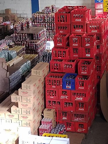 Imagem 1 de 1 de Deposito De Bebidas Funcionando, Cateira De Cliente Completa