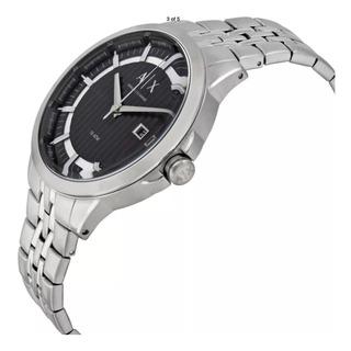 Reloj Armani Original, Sumergible, Integramente En Acero,