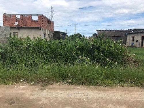 Imagem 1 de 3 de Terreno Para Construir Com 275 M², Em Itanhaém/sp Ter014-pc