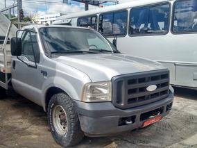Ford 350 Carroceria Com Ar / Condicionado