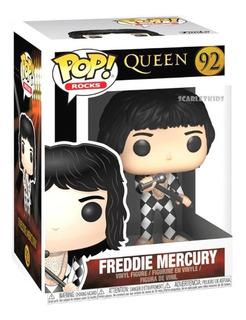 Funko Pop Freddie Mercury 92 Queen Original Scarlet Kids