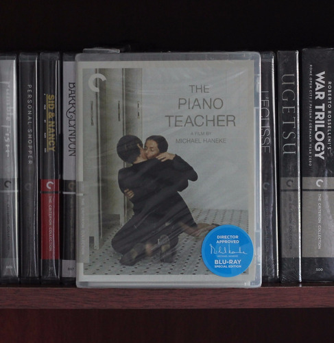 Criterion - The Piano Teacher (bluray) - Michael Haneke