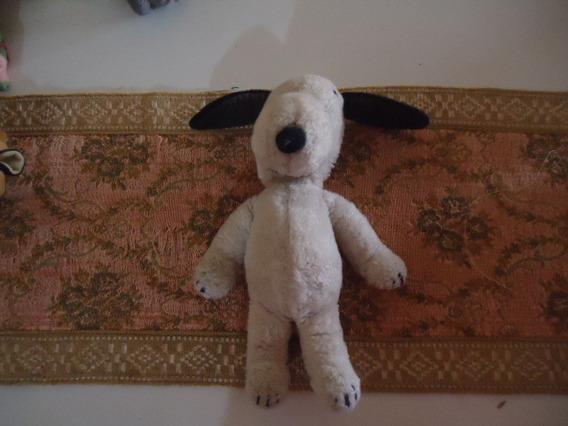 Snoopy Pelúcia Anos 80