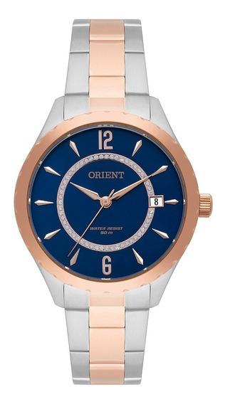 Relógio Feminino Strass Orient Ftss1118 D2sr