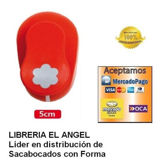 Troqueladora Copo De Nieve Mariposa Pino Estrrella 5cm Goma